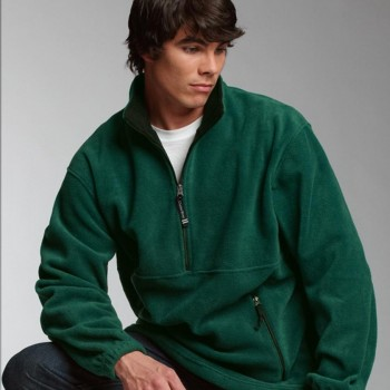 Charles River Apparel Style 9501 Adirondack Fleece Pullover – Forest/Black