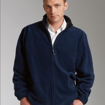 Charles River Apparel Style 9502 Men's Voyager Fleece Jacket 1