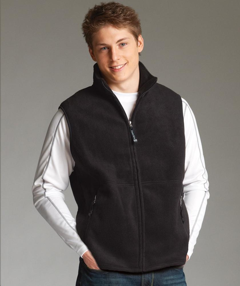 Charles River Apparel Style 9503 Ridgeline Fleece Vest 1