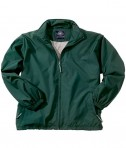 Charles River Apparel 9551 Mens Triumph Polyester Jacket - Forest
