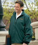 Charles River Apparel 9551 Mens Triumph Polyester Jacket - Forest Model