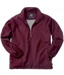 Charles River Apparel 9551 Mens Triumph Polyester Jacket - Maroon