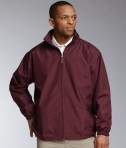 Charles River Apparel 9551 Mens Triumph Polyester Jacket - Maroon Model