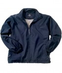 Charles River Apparel 9551 Mens Triumph Polyester Jacket - Navy