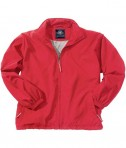 Charles River Apparel 9551 Mens Triumph Polyester Jacket - Red