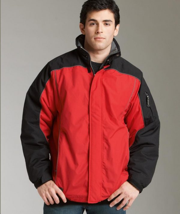 Charles River Apparel Style 9664 Men's Alpine Parka