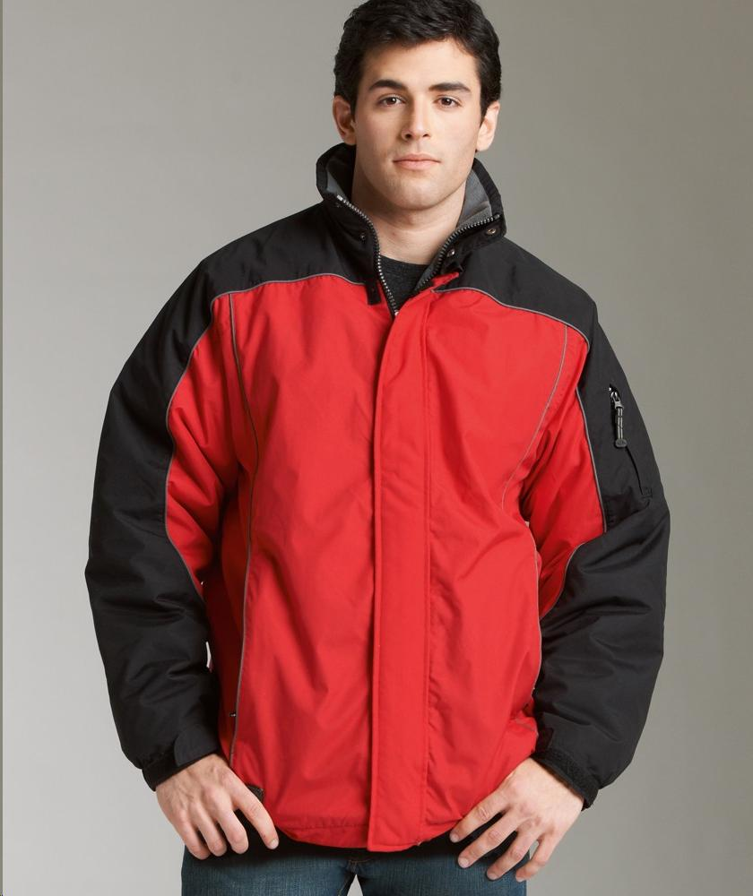 Charles River Apparel Style 9664 Men's Alpine Parka 1