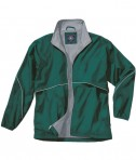 Charles River Apparel 9672 Men's Rival Jacket - Forest