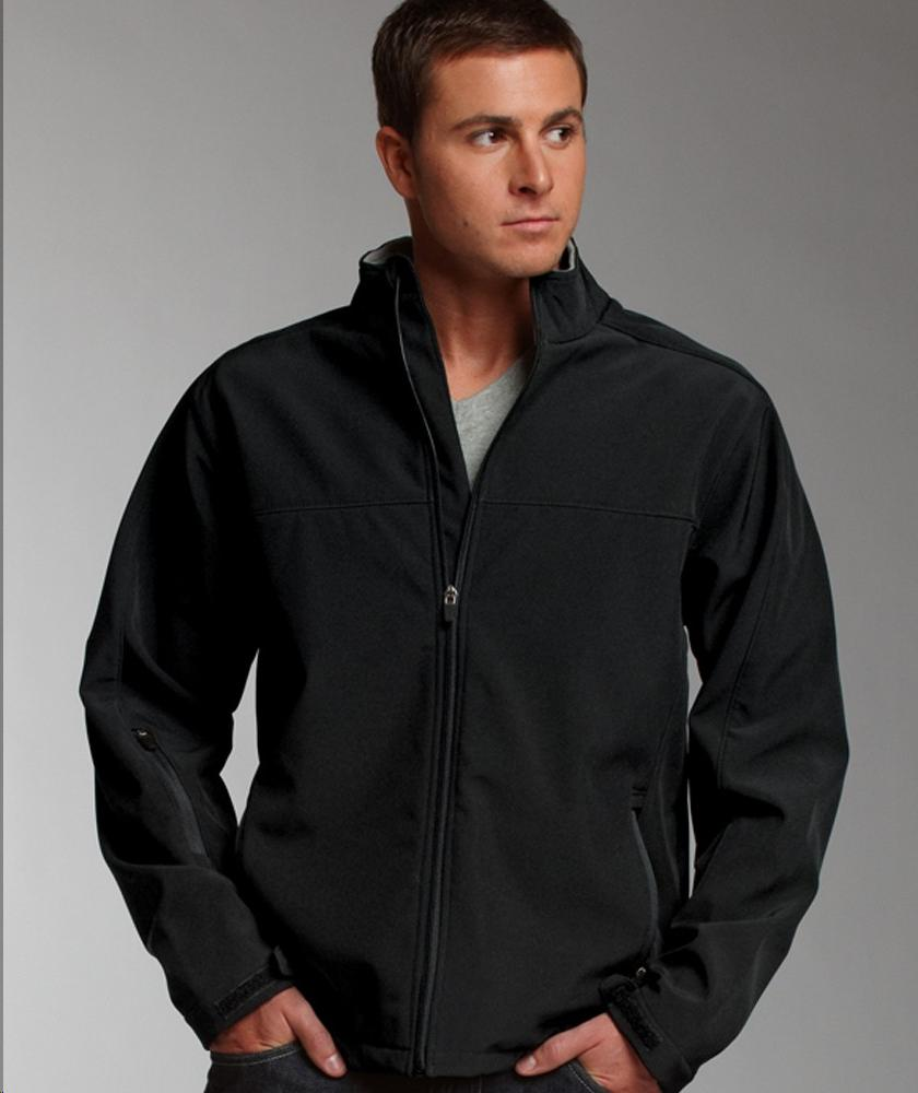 Charles River Apparel Style 9718 Men's Soft Shell Jacket 1