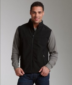 Charles River Apparel Style 9819 Men's Soft Shell Vest