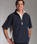 Charles River Apparel Style 9843 Ace Short Sleeve Windshirt