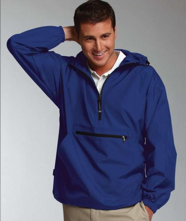 Charles River Apparel Style 9904 Pack-N-Go Pullover