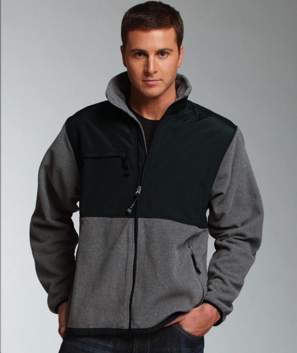 Charles River Apparel Style 9931 Men's Evolux™ Fleece Jacket