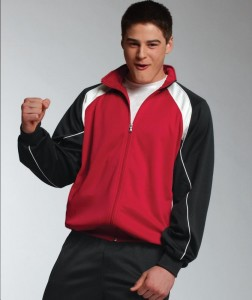 Charles River Apparel Style 9984 Men's Olympian Jacket
