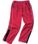 Charles River Apparel 9985 Mens Olympian Pant Red White Black