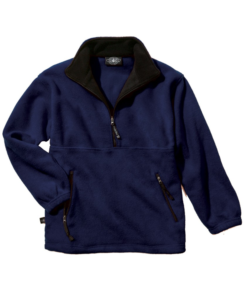 Charles River Apparel Style 8501 Youth Adirondack Fleece Pullover ...