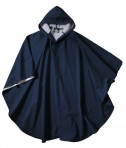 Charles River Apparel Style 8709 Youth Pacific Poncho - Navy