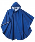 Charles River Apparel Style 8709 Youth Pacific Poncho - Royal