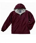 Charles River Apparel Style 8720 Youth Portsmouth Jacket - Maroon