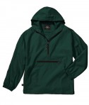 Charles River Apparel Style 8904 Youth Pack-N-Go Pullover - Forest