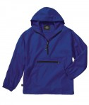 Charles River Apparel Style 8904 Youth Pack-N-Go Pullover - Royal