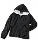 Charles River Apparel Style 8905 Youth Classic Solid Pullover - Black