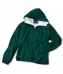 Charles River Apparel Style 8905 Youth Classic Solid Pullover - Forest