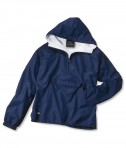 Charles River Apparel Style 8905 Youth Classic Solid Pullover - Navy