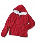 Charles River Apparel Style 8905 Youth Classic Solid Pullover - Red