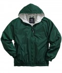 Charles River Apparel Style 8921 Youth Performer Jacket - Forest
