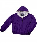 Charles River Apparel Style 8921 Youth Performer Jacket - Purple