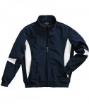 Charles River Apparel Style 9024 Stadium Soft Shell Jacket - Navy/White