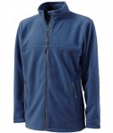 Charles River Apparel Style 9150 Men's Boundary Fleece Jacket - Storm Blue
