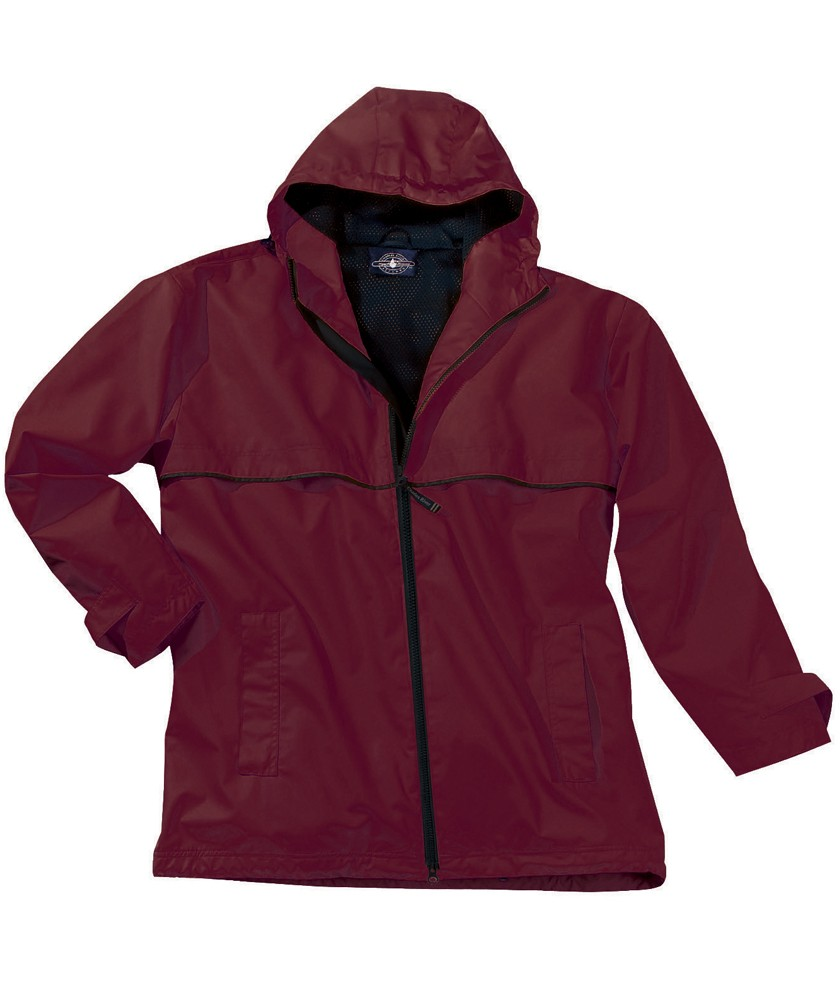 Charles River Apparel Style 9199 Men's New Englander Rain Jacket ...