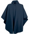 Charles River Apparel Style 9207 Cyclone EVA Poncho - Navy