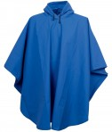 Charles River Apparel Style 9207 Cyclone EVA Poncho - Royal