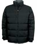 Charles River Apparel Style 9282 Men's Quilted Jacket - Black
