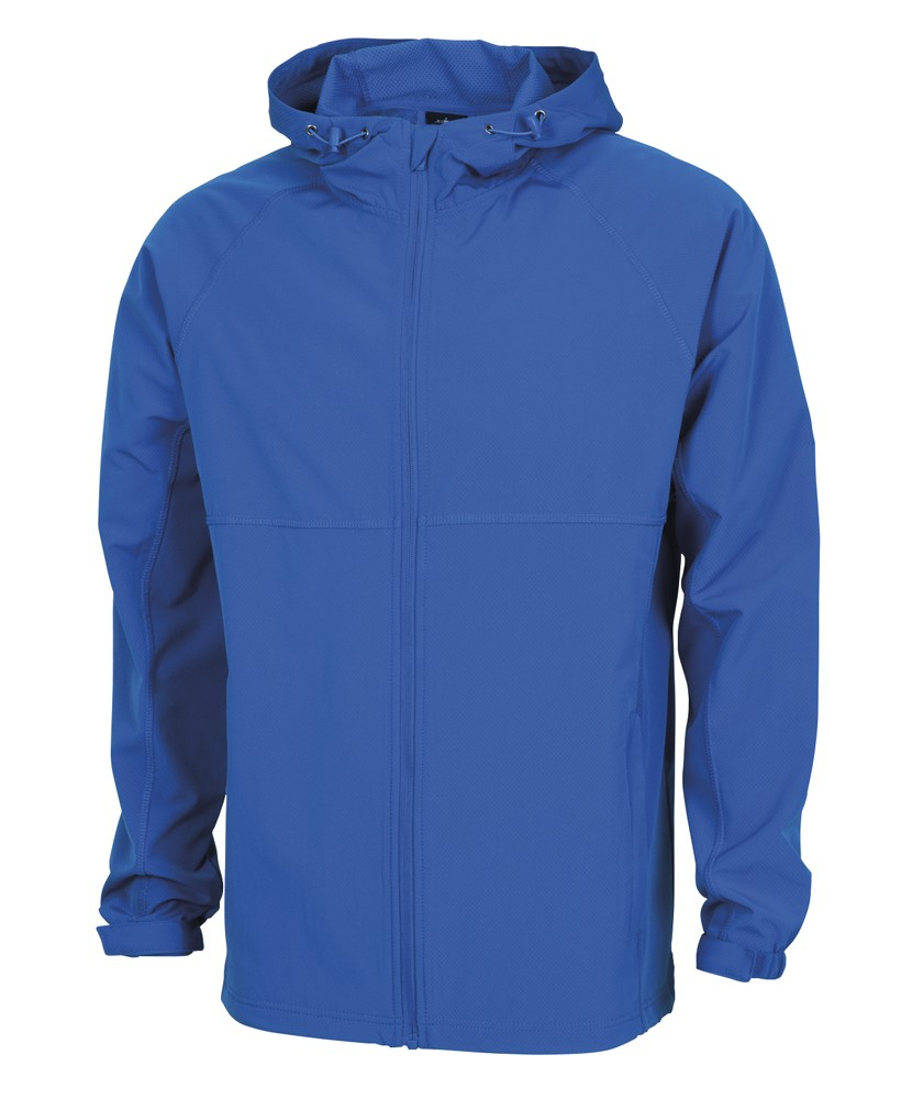 Charles River Apparel Men's Latitude Jacket Nautical Blue