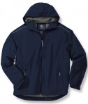 Charles River Apparel Style 9675 Nor'easter Rain Jacket - Navy