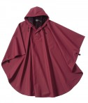 Charles River Apparel Style 9709 Pacific Poncho - Maroon