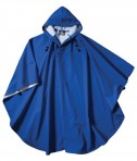 Charles River Apparel Style 9709 Pacific Poncho - Royal