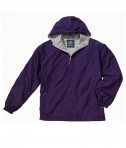 Charles River Apparel Style 9720 Portsmouth Jacket - Purple