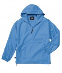 Charles River Apparel Style 9904 Pack-N-Go Pullover - Columbia Blue