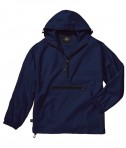 Charles River Apparel Style 9904 Pack-N-Go Pullover - Navy