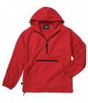 Charles River Apparel Style 9904 Pack-N-Go Pullover - Red