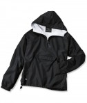 Charles River Apparel Style 9905 Classic Solid Pullover - Black