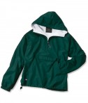 Charles River Apparel Style 9905 Classic Solid Pullover - Forest