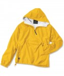 Charles River Apparel Style 9905 Classic Solid Pullover - Golden Yellow