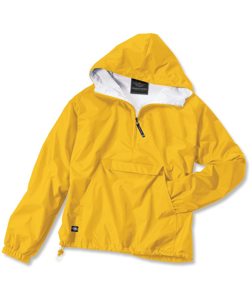 Charles River Apparel Style 9905 Classic Solid Windbreaker