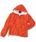 Charles River Apparel Style 9905 Classic Solid Pullover - Orange
